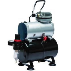 Compresor Automatico con calderín D-80 (Originario Fengda TC-20T). Marca Dismoer. Ref: 26046.