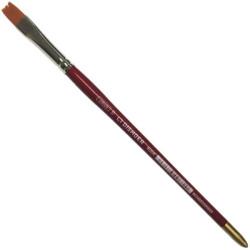 Pincel sintético Toray plano 405, Nº 10. Marca Dismoer. Ref: 29029.