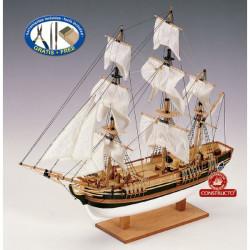 Casco Macizo HMS Bounty. Escala 1:110. Marca Constructo. Ref: 80621.