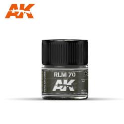 RC Air, RLM 70. Cantidad 10 ml. Marca AK Interactive. Ref: RC274.