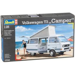 Westfalia Joker Maqueta Volkswagen VW T3 Camper. Escala 1:25. Marca Revell. Ref: 07344.