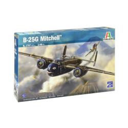B-25G Mitchell. Escala 1:48. Marca Italeri. Ref: 2787.