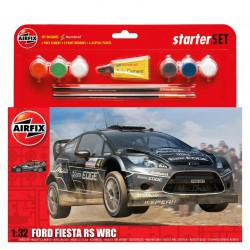 Set Ford fiesta WRC. Escala 1:32. Marca Airfix. Ref: A55302.