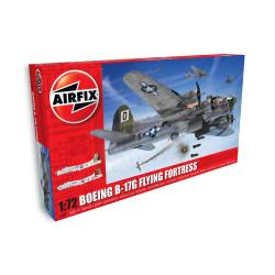 Set Boeing B-17G Flying Fortress. Escala 1:72. Marca Airfix. Ref: A08017.
