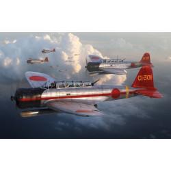 "Nakajima B5N1 ""KATE"" . Escala 1:72. Marca Airfix. Ref: A04060."