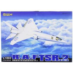 R.A.F TSR.2 . Escala 1:144. Marca G.W.H. Ref: L1003.