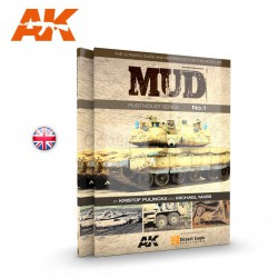 RUST N' DUST Series Vol.1. MUD. Marca AK Interactive. Ref: AK253.