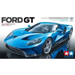 Coche Ford GT. Escala 1:24. MarcaTamiya. Ref: 24346.