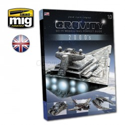 GRAVITY 1.0 - SCI FI MODELLING PERFECT GUIDE. Marca Ammo Mig. Ref: AMIG6111.