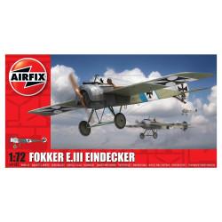 Fokker E.III Eindecker. Escala 1:72. Marca Airfix. Ref: A01087.