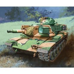 Academy Tanque US Army M60A2. Escala 1:35. Marca Academy. Ref: 13296.