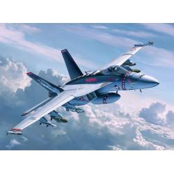 F/A 18E Super Hornet. Escala 1:32. Marca Revell. Ref: 04994.