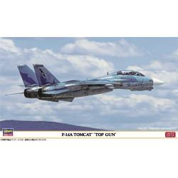 F-14A TOMCAT TOP GUN. Escala 1:72. Marca Hasegawa. Ref: 02293.