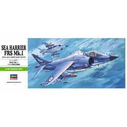 Sea Harrier Frs Mk.1. Escala 1:72. Marca Hasegawa. Ref: 00235.