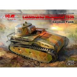 Leichttraktor Rheinmetall 1930, German Tank. Escala 1:35. Marca ICM. Ref: 35330.
