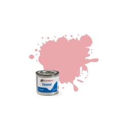 Pastel Pink Mate ( 57 ). Bote 14 ml. Marca Humbrol. Ref: AA0057.