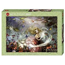 Make a wish!, 96,6 x 68,8 cm. Puzzle horizontal, 2000 pz. Marca Heye. Ref: 29782.