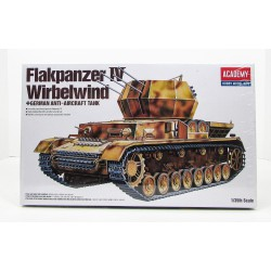 GERMAN FLAKPANZER IV WIRBELWIND. Escala 1:35. Marca Academy. Ref: 13236.