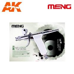 Aerógrafo YU HENG, 0.3 mm. Marca Meng. Ref: MTS-030.