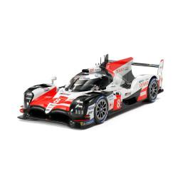 Toyota TS050 Hybrid Gazoo Racing - 24 Horas de Le Mans 2018. Escala 1:24. Marca Tamiya. Ref: 24349.