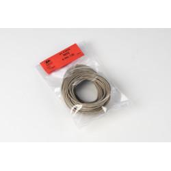 Hilo crudo de algodón diámetro 1.60 mm ( 10 m ). Marca Amati. Ref: 412416.