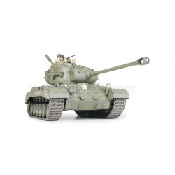 EE. UU. Tanque mediano M26 Pershing T26E3. Escala 1:35. Marca Tamiya. Ref: 35254.