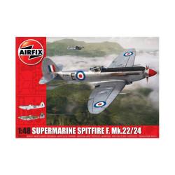 Supermarine Spitfire F.Mk.22/24. Escala 1:48. Marca Airfix. Ref: A06101A.