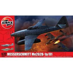 Messerschmitt Me 262B-1A. Escala 1:72. Marca Airfix. Ref: A04062.