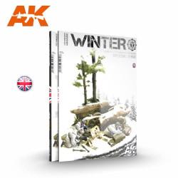 "TANKER TECHNIQUES MAGAZINE "" SPECIAL WINTER "". Solo en ingles. Marca AK Interactive. Ref: AK4842."