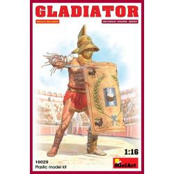 Figura Gladiador. Escala 1:16. Marca Miniart. Ref: 16029.