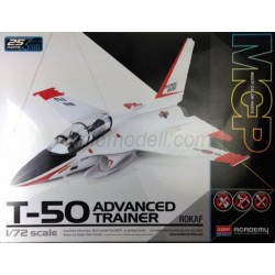 AEREO ROKAF T-50 ADVANCED TRAINER KIT. Escala 1:72. Marca Academy. Ref: 12519.
