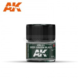 RC Air, IJN D1 Deep Green Black. Cantidad 10 ml. Marca AK Interactive. Ref: RC304.