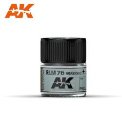 RC Air, RLM 76 Version 2. Cantidad 10 ml. Marca AK Interactive. Ref: RC321.