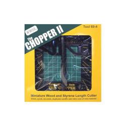 Herramienta Chopper II, corte especial para madera y plásticos. Marca Evergreen. Ref: 69-4.