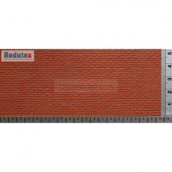 Ladrillo Viejo Rojo, Ref: 048LV113, acabado natural, Marca Redutex.