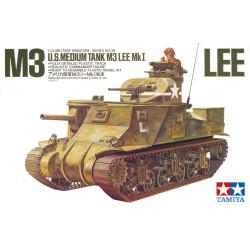 US M3 Lee MK.1 [Edición limitada]. Escala 1:35. Marca Tamiya. Ref: 35039.