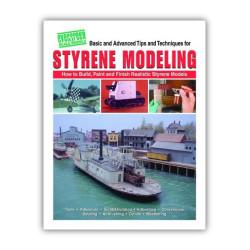 Libro de técnicas, styrene modeling. Marca Evergreen. Ref: 14