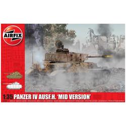 Panzer IV Ausf.H,( Mid Version ). Escala 1:35. Marca Airfix. Ref: A1351.