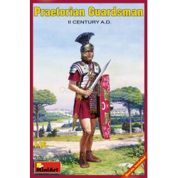 Figura Praatorian guardsman II century A.D.. Escala 1:16. Marca Miniart. Ref: 16006.