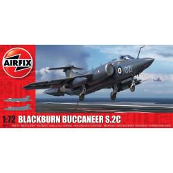 Blackburn Buccaneer S Mk.2 RN. Escala 1:72. Marca Airfix. Ref: A06021.