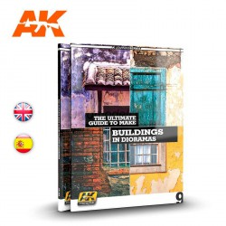 Como hacer edificios en dioramas – LEARNING 9. Marca AK Interactive. Ref: AK257.