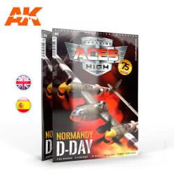 Revista Aces High Nº 16. Marca AK Interactive. Ref: AK2934.