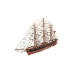 Barco Cutty Sark tea clipper 1869. Escala 1:84. Marca Artesanía Latina. Ref: 22800.