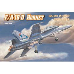 Hornet F/A-18D. Escala 1:72. Marca Hobby boss. Ref: 80269.