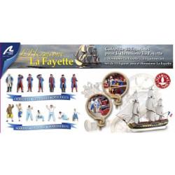 14 Figuras para el  Hermione La Fayette. Marca Artesanía Latina. Ref: 22517F.