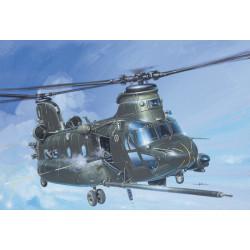 Helicóptero MH-47 E SOA CHINOOK. Escala 1:72. Marca Italeri. Ref: 1218.