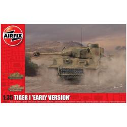 Tiger-1, Early Version. Escala 1:35. Marca Airfix. Ref: A1357.