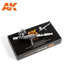 Aerógrafo AK AIRBRUSH – BASIC LINE 0.3 mm. Marca Ak interactive. Ref: Ak9000.