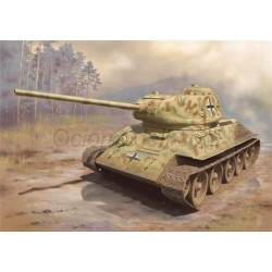 Panzerkampfwagen T-34/85. Escala 1:72. Marca Dragon. Ref: 7564.
