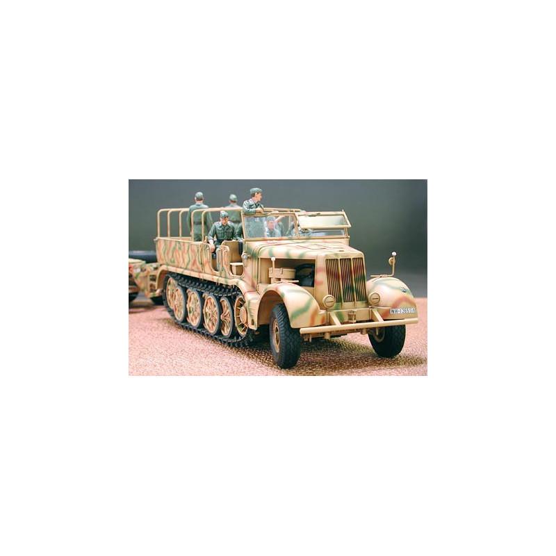 Famo con Remolque blindado Tamiya 35246
